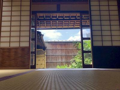 Karube-Schrein, Soja, Okayama (Präfektur), Japan