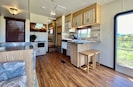 Open design Living, Kitchen and Dining