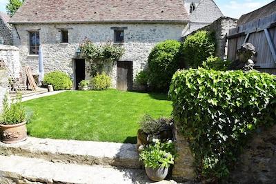 Chérence, Val d'Oise, France