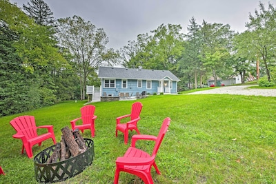 Head to Wisconsin and stay at this vacation rental!