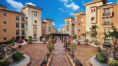 Marriott's Marbella Beach Resort, Marbella, Andalusia, Spain