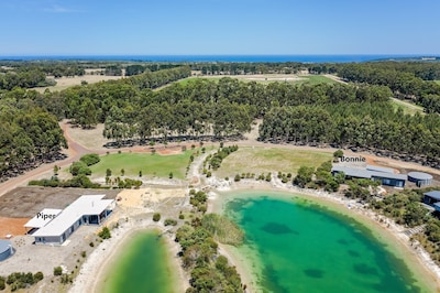 Flying Fish Cove, Busselton, Western Australia, Australien