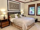 Master Bedroom - new California King Mattress!