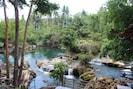 Bolinao Falls 3  during summer