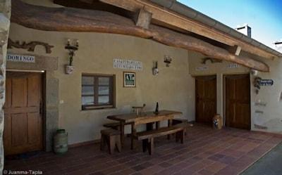 PEPITA (apartamento rural para 2 personas)