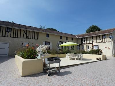Sadeillan, Gers, Frankreich