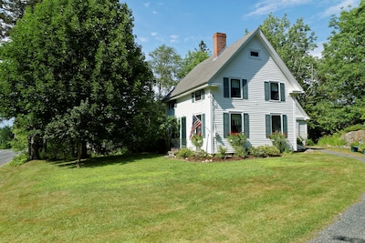 The Pretty Marsh House