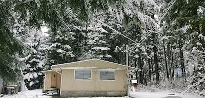 Peaceful Valley, Mount Baker, Washington, United States of America