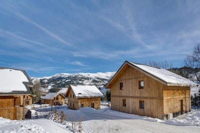 Skilift Crêtes, Villard-de-Lans, Isère, Frankreich