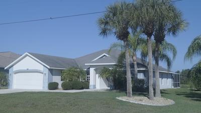 White Marsh, Rotonda West, Floride, États-Unis d'Amérique