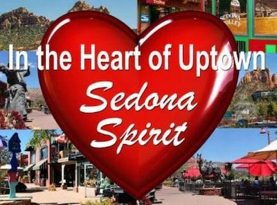 Uptown Sedona, Sedona (et environs), Arizona, États-Unis d'Amérique