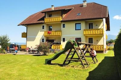 Erlebnispark, Hermagor-Pressegger See, Carinthia, Austria