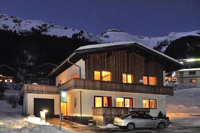 Steeg, Tirol, Österreich