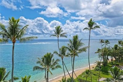 Kaluanui Beach, Hauula, Hawaii, United States of America