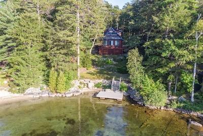 Blackcat Island, Moultonborough, New Hampshire, United States of America