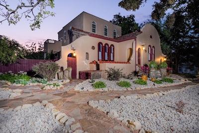 Beautiful Spanish style Villa