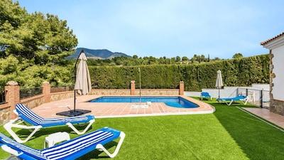 Alozaina, Andalusië, Spanje