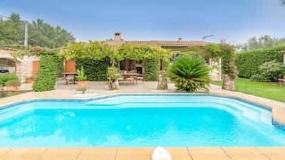 Villa à St Cézaire sur Siagne