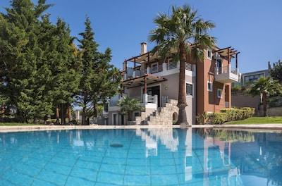 Myrtia Luxury Villas with private pool