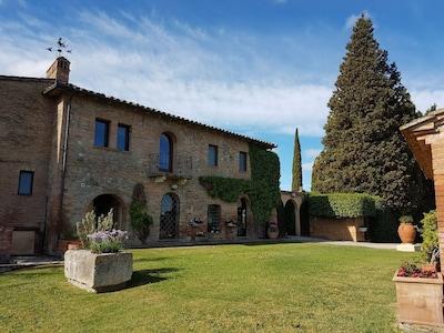 Chiusi, Toscane, Italië