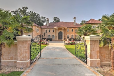 From the moment your guests enter the gates they'll be enamored