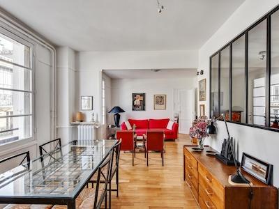 Quartier du Petit-Montrouge, Paris, France