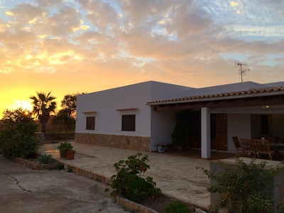 Spaziosa casa a Formentera - Can Mariano Maya