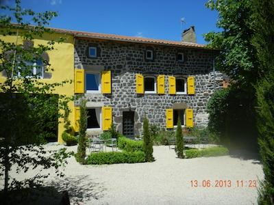 Bains, Haute-Loire (departement), Frankrijk
