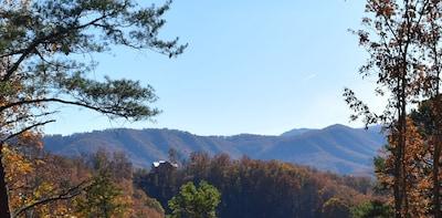 Your beautiful view from Mountain Oak