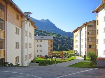 Savognin, Surses, Canton des Grisons, Suisse