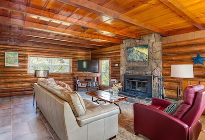 Log House - The Original Great Room