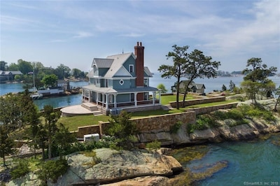 Thimble Islands, Connecticut, United States of America