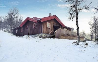 Ringebu, Comté d'Innlandet, Norvège