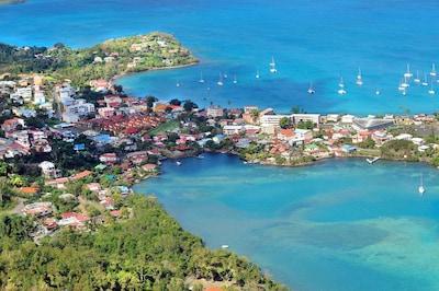 Flower Park, Trois-Ilets, Martinique