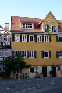 Cottahaus, Tuebingen, Baden-Württemberg, Germany