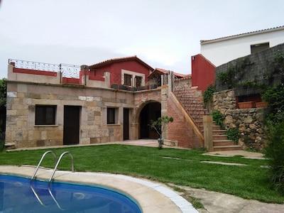 Palacio de la Conquista, Trujillo, Extremadura, Espagne
