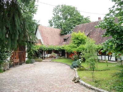 Surbourg, Bas-Rhin (Département), Frankreich