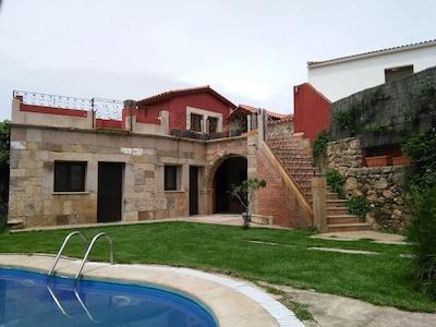 La Cumbre, Extremadura, Spain