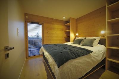 Appartement neuf et tout confort -Skis aux pieds - Les Carroz d'Araches
