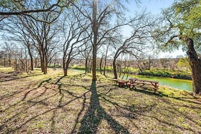 Amsler Park, McGregor, Texas, États-Unis d'Amérique