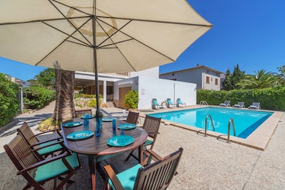 INCREDIBLE HOUSE WITH POOL IN CAN PASTILLA !!!!