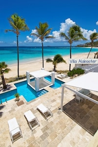 Coral Beach Club, Oyster Pond, Sint Maarten
