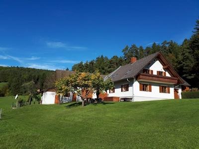Teichalm Lake, Fladnitz an der Teichalm, Styria, Austria