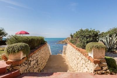 Punta Braccetto, Sicilia, Italia