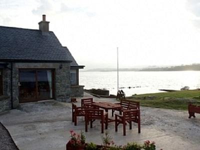 Anchor Cottage 2Bedroom, Sleeps 4-6, nr Tarbert, Kintyre, Strathclyde, Scotland