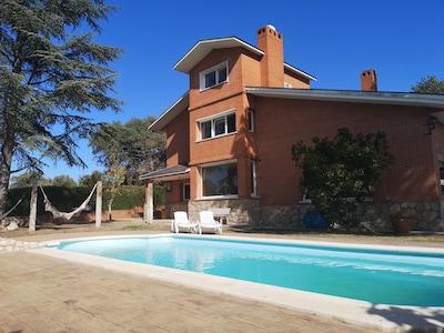 Villaviciosa de Odón, Communauté de Madrid, Espagne