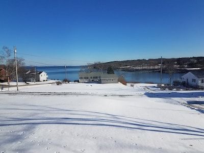 Sandy Beach, Rockland, Maine, United States of America