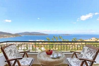 Marmari, Karystos, Grèce-Centrale, Grèce