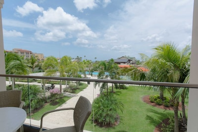 Welcome to your Imperial Blossom One-bedroom condo at LeVent Beach Resort Aruba!