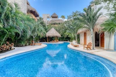 Zama, Tulum, Quintana Roo, Mexico